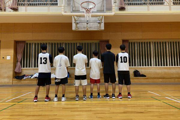 バスケット教室(中学生バスケ塾)